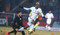 Osmanlıspor Beşiktaş maçı foto özet