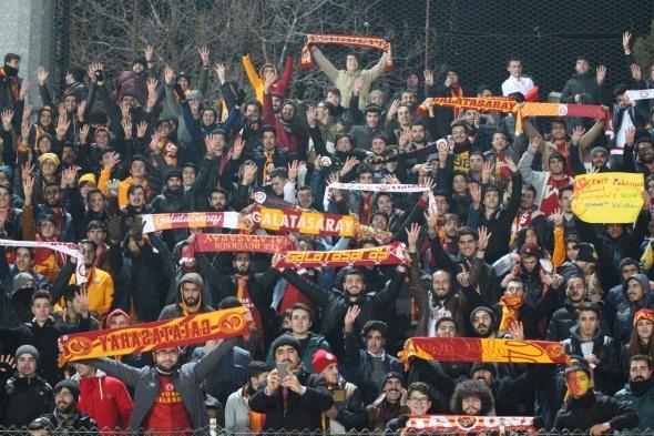 Elazığspor Galatasaray Türkiye Kupası maçından özel kareler