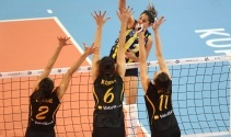 Kupa Voleyde şampiyon Fenerbahçe