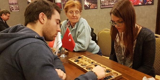 Budapeşte'de Mangala Turnuvasına büyük ilgi