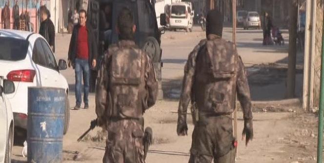 Polis, PKK yandaşlarının yuvalandığı mahallelerde nefes aldırmıyor