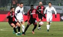 Gençlerbirliği Fenerbahçe Türkiye Kupası maçı foto özet
