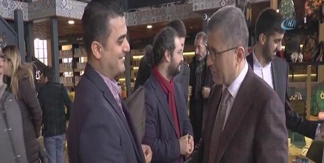Üsküdar Belediyesi, gazetecileri kahvaltıda ağırladı