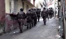 Gaziantepte DEAŞ cephaneliği bulundu: 19 gözaltı