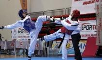 Alanyada Türkiye Tekvando Şampiyonası