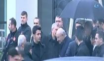 Erdoğan, cuma namazını Marmara İlahiyat Camii'nde kıldı