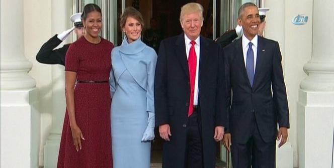 Washington'da tarihi gün