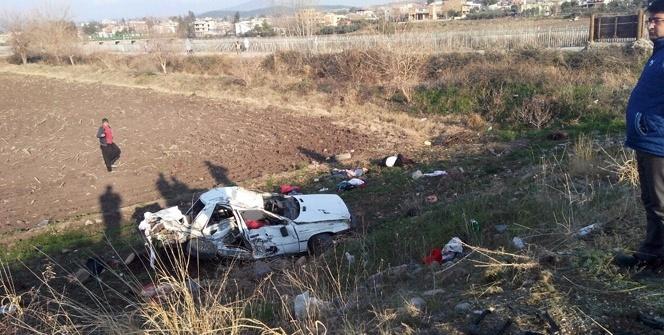 Ambulans ile otomobil çarpıştı: 5 ölü, 2 yaralı