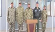 Genelkurmay Başkanı Akar, Gaziantepteki askeri birlikte incelemede bulundu