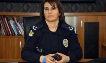 Sura atanan kadın emniyet müdürüne yoğun ilgi