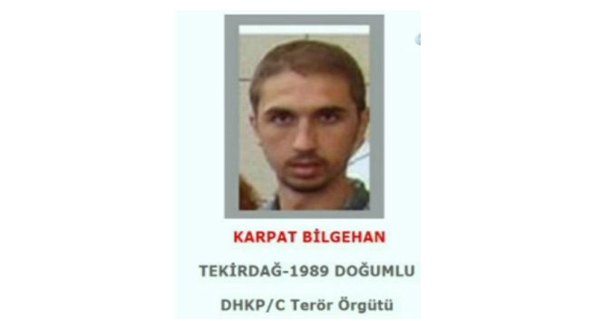AK Parti İl Başkanlığına saldırının faili DHKP-Cli terörist ölü ele geçirildi