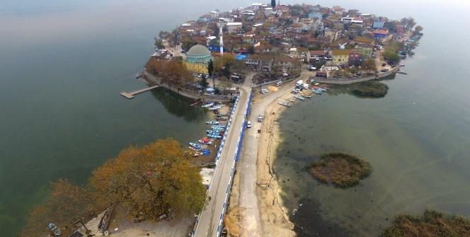 2400 yıllık Gölyazı turizm merkezi oluyor