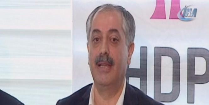 HDP Milletvekili Erdoğmuş beraat etti