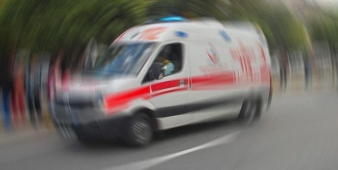 Şanlıurfa'daki kazada 1 polis şehit oldu