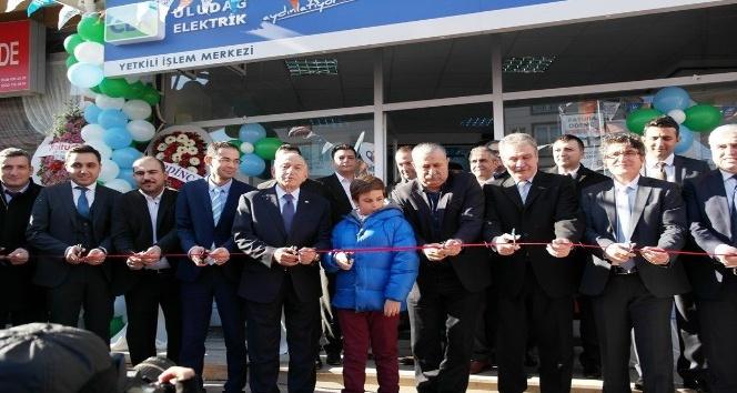 CLK Uludağ Elektrik, Çanakkale Kepez YİM'i hizmete açtı