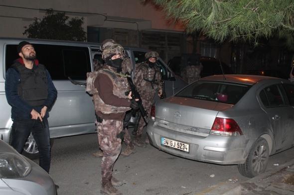 Sultangazi'de helikopter destekli terör operasyonu