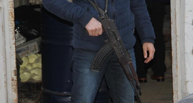 İzmirdeki PKK operasyonu