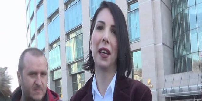 Tuğba Özerk 5 ay önce evlendiği Altan Nuh'tan boşandı