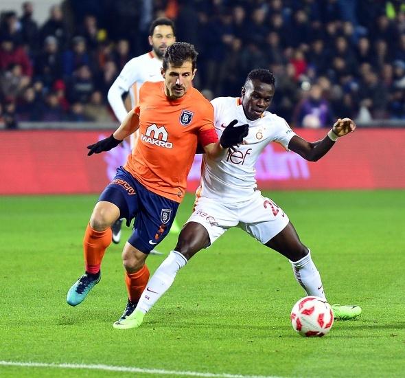 Başakşehir Galatasaray Türkiye Kupası maçı özel kareler