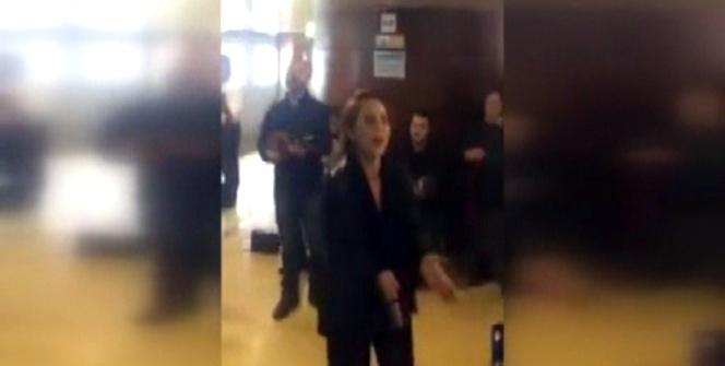 Kadıköy-Beşiktaş vapurunda Sertab Erener şarkı söyledi