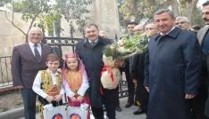 Bakan Eroğludan Burdura 15 yeni proje müjdesi