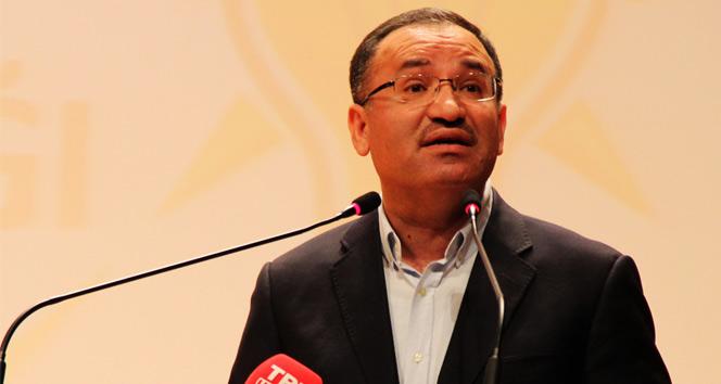 Bakan Bozdağ: Meclisi düşman dahi bombalamadı