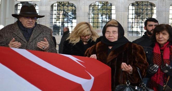Bülent Osman İstanbul'da Son Yolculuğuna Uğurlandı ile ilgili görsel sonucu