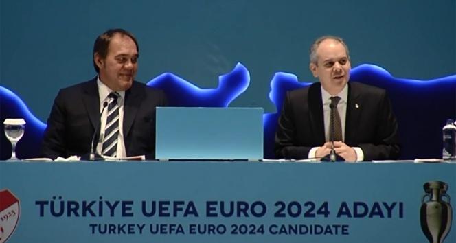 Türkiyenin EURO 2024 adaylığı resmen açıklandı