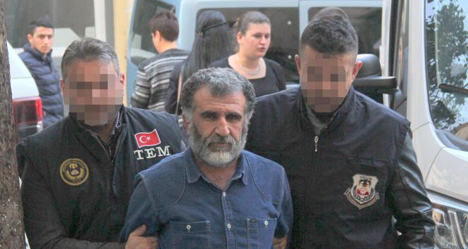 PKKya büyük darbe: Halo dayı yakalandı