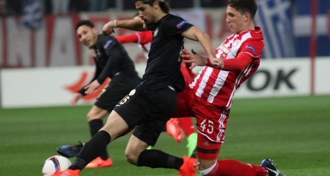 UEFA Avrupa Ligi Olympiakos: 0 - Osmanlıspor: 0 (Maç sonucu) Osmanlı Olympiakos geniş özet ve golleri izle