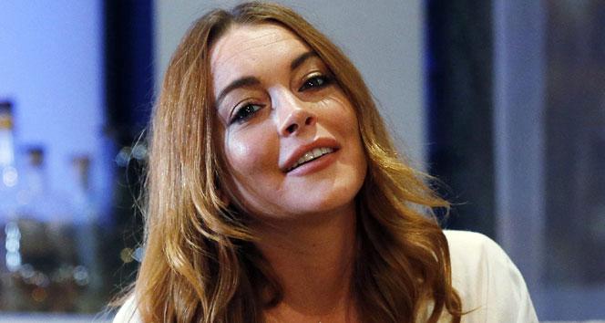 Lindsay Lohandan Cumhurbaşkanına övgü dolu sözler