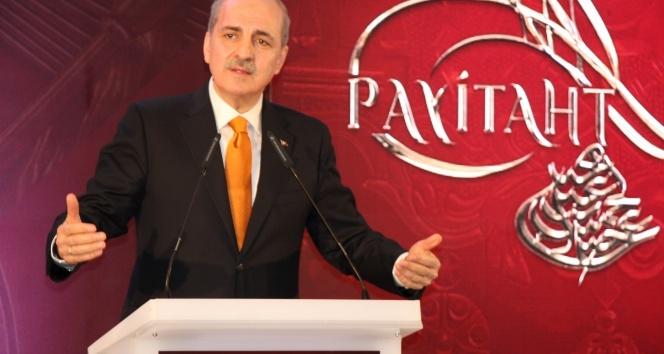 Başbakan Yardımcısı Numan Kurtulmuştan Sultan Abdülhamid açıklaması