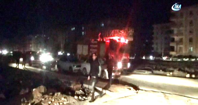Şanlıurfa Viranşehirde patlama: 1 ölü, 15 yaralı |Patlamadan görüntüler