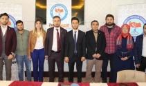 55 ilden gelen gençler Diyarbakıra hayran kaldı