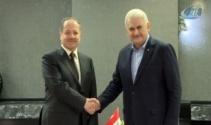 Başbakan Binali Yıldırım, Münihte Barzani ile görüştü