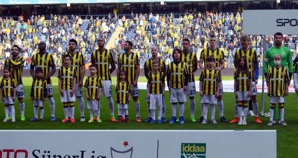 Fenerbahçe Kasımpaşa maçı özel kareler