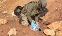 Diyarbakırda 80 kilo PETN tipi patlayıcı ele geçirildi