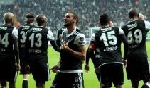 Beşiktaş Akhisar maçı foto özet