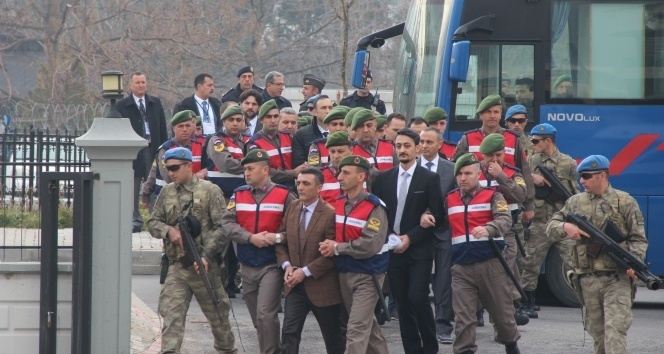 Erdoğana suikast girişimi davası başladı