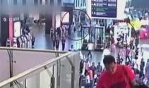 Kuzey Kore liderinin kardeşine suikast kamerada