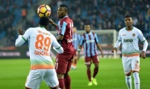 Trabzonspor Alanyaspor foto özet