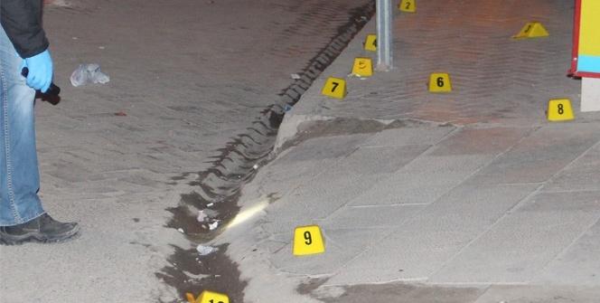 Sokak ortasında silahlar konuştu: 1 ölü, 1 yaralı