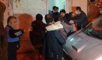 Zabıtadan Suriyeli dilenci operasyonu
