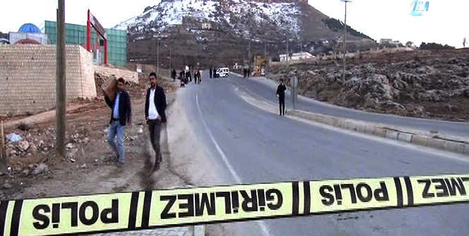 Yol kenarına tuzaklanmış patlayıcı bulundu