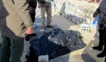 Çeşme'de denizde 2 ceset bulundu