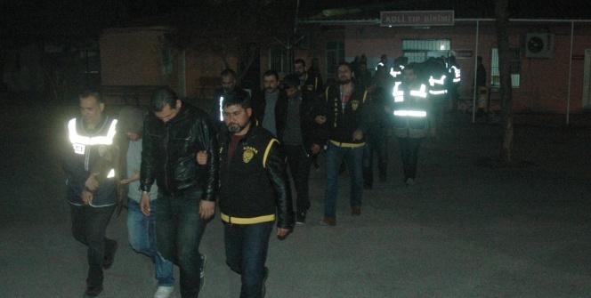 Adana'da büyük operasyon