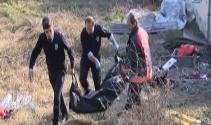 Pendikte kuyudan kadın cesedi çıktı