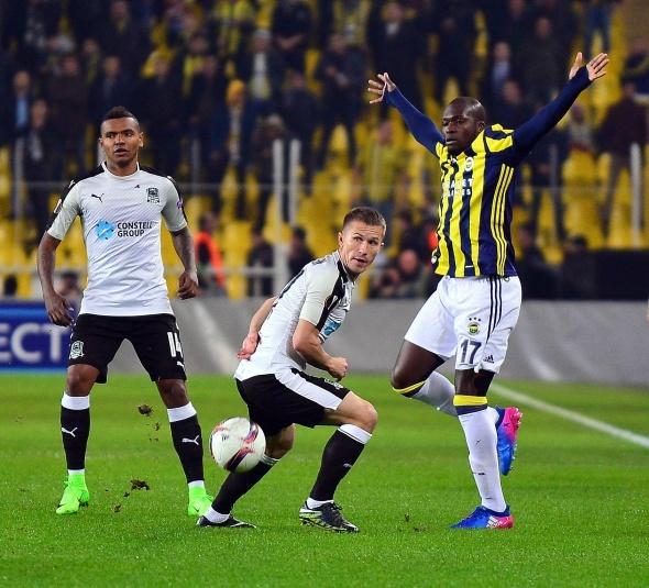 Fenerbahçe: 1 - Krasnodar: 1