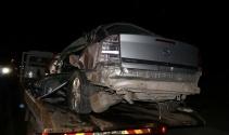 Malatyada işçi servisi ile otomobil çarpıştı: 2 ölü, 5 yaralı