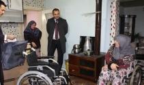 Engelli kadını sevindiren ceza